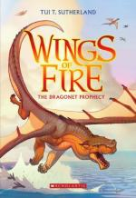 The Dragonet Prophecy (Wings of Fire #1) by Tui T. Sutherland
