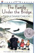 The Family Under the Bridge by Natalie Savage Carlson