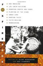 The Foxfire Book by Eliot Wigginton