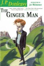 The Ginger Man by J. P. Donleavy