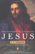 The Historical Figure of Jesus by E. P. Sanders