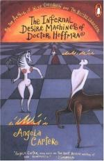 The Infernal Desire Machines of Doctor Hoffman: A Novel by Angela Carter