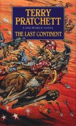 The Last Continent: A Discworld Novel by Terry Pratchett