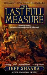 The Last Full Measure by Jeffrey Shaara