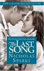 The Last Song by Nicholas Sparks (author)