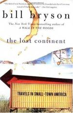 The Lost Continent: Travels in Small-town America by Bill Bryson