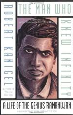 The Man Who Knew Infinity: A Life of the Genius, Ramanujan by Robert Kanigel