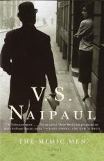 The Mimic Men: A Novel by V.S. Naipaul