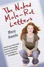 The Naked Mole-Rat Letters by Mary Amato