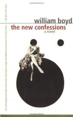 The New Confessions by William Boyd (writer)