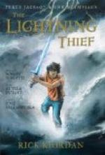 The Lightning Thief: The Graphic Novel by Rick Riordan