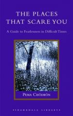 The Places That Scare You: A Guide to Fearlessness in Difficult Times by Pema Chödrön