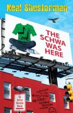 The Schwa Was Here by Neal Shusterman