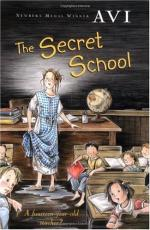 The Secret School by Avi (author)