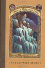 The Slippery Slope by Lemony Snicket