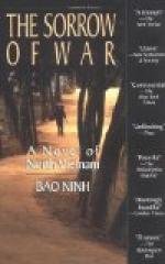 The Sorrow of War: A Novel of North Vietnam by Bao Ninh