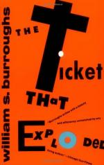 The Ticket That Exploded by William S. Burroughs