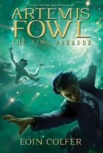 Artemis Fowl: The Time Paradox by Eoin Colfer