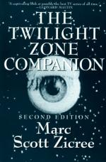 The Twilight Zone Companion by Marc Sc
