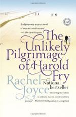 The Unlikely Pilgrimage of Harold Fry by Rachel Joyce