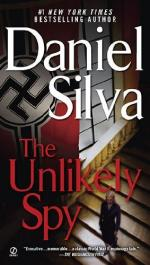 The Unlikely Spy by Daniel Silva (novelist)