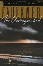 The Unvanquished: The Corrected Text by William Faulkner
