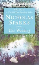 The Wedding by Nicholas Sparks (author)