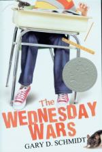 The Wednesday Wars by Gary Schmidt