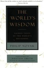The World's Wisdom: Sacred Texts of the World's Religions by Philip Novak