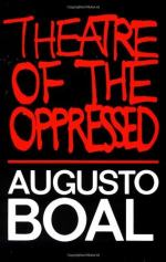 Theatre of the Oppressed by Augusto Boal