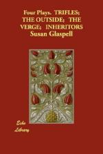 The Verge by Susan Glaspell