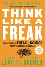 Think Like a Freak by Steven Levitt