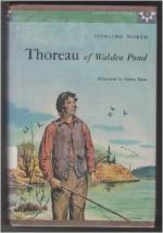 Thoreau of Walden Pond by Sterling North