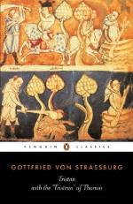 Tristan by Gottfried von Straßburg