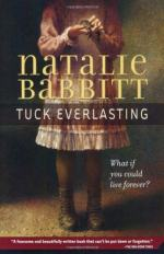 Tuck Everlasting by Natalie Babbitt
