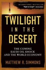 Twilight in the Desert by Matthew Simmons