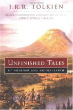 Unfinished Tales of Numenor and Middle-earth by
