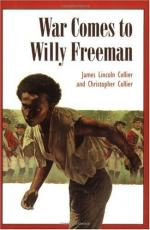 War Comes to Willy Freeman by James Collier