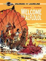 Welcome to Alflolol (Valerian) by Pierre Christin