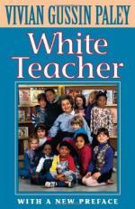 White Teacher by Vivian Paley