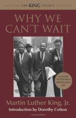 Why We Can't Wait by Martin Luther King, Jr.