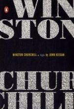 Winston Churchill: A Penguin Life by John Keegan