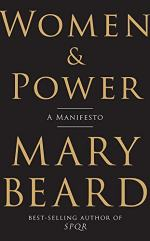 Women & Power: A Manifesto by Mary Beard