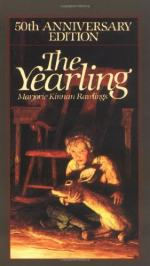 The Yearling by Marjorie Kinnan Rawlings