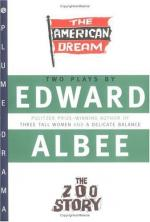 The Zoo Story by Edward Albee