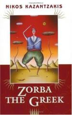 Zorba the Greek by Nikos Kazantzakis