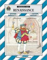European Renaissance and Reformation 1350-1600: Lifestyle and Recreation by