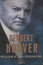 President Herbert Hoover by