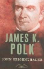 President James K. Polk by