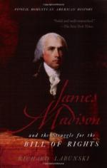President James Madison by
